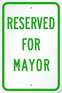 Mayor-Reserved